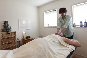 massage met olie